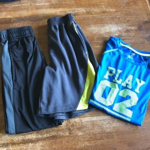 Other - Boys M athletic wear -bundle of 3